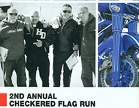 AP, Alan Powell and the 2nd Annual Checkered Flag Run