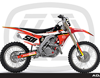 Motocross Graphic Concepts