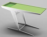 LA-Z Desk