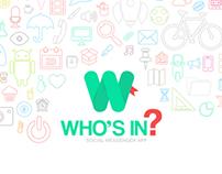 who's in app branding