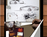 Hybrid AutomotiveDesign By Self-Taught