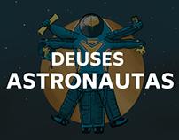 [infografia] Deuses Astronautas