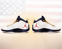 Jordan Olympic New & Old
