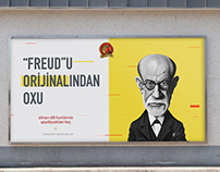 Billboard Design | Elm Öyrən Tədris Mərkəzi