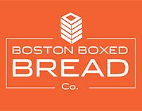 Boston Boxed Bread Brand Identity
