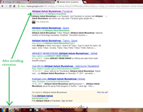 Remove Google Redirects
