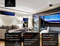 Signatura Website