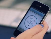 Will of Steel App