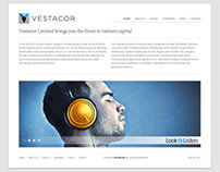 Vestacor Website