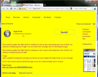 Dress-up Webpage