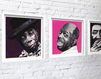 Rhythm 'n' Blues Portraits
