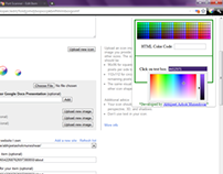HTML Color Coder