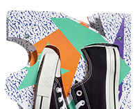 Converse Shoe Packaging