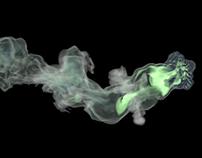 Smoking Medusa