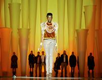 Showarchitekten C.P. : Kaiser Modeball 2010 :