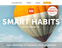 SmartHabits conference