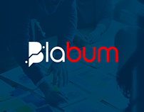 BLABUM IDENTIDAD CORPORATIVA
