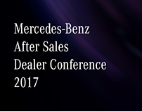 Mercedes-Benz After Sales Dealer Conference 2017
