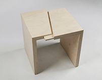 Slide Stool II