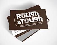 Rough&Tough Logo & Corporate Image