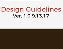 Shokolat Design Guidelines