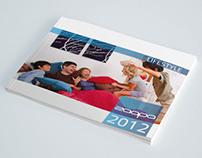 Catálogo Zaapa 2012