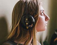 Enameled Headphones