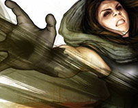 Ichor - A Graphic Novel - Sensille