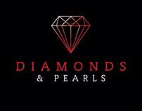 Diamonds & Pearls Branding
