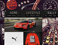 New Gumball3000 Website