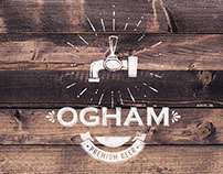 OGHAM BEER - work in progress