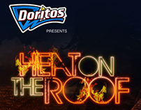 Doritos Heat on the Roof