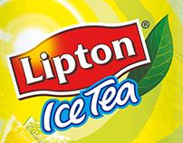 Making Headlines with Lipton Ice Tea in Paris