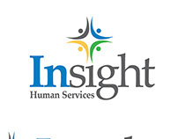 Insight Human Services -- Logo, Colors and Branding