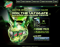 Moutain Dew & Halo 4