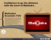 Mahindra Lineage Website - 2012