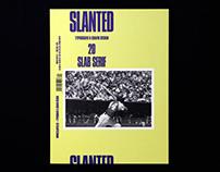Slanted Magazine #20 – Slab Serif