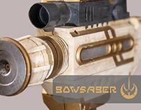 Bow Saber Concept