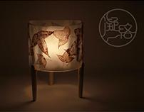 Ningluo handmade lamp