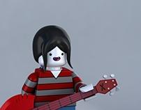 LEGO Marceline minifig