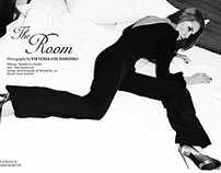 The Room for HUF Magazine