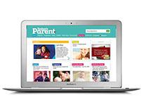 TodaysParent.com Redesign