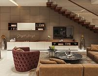Lobby Interior - Bikhiwind