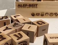 ALEF-BEIT Learn the Hebrew alphabet... the fun way!