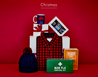 JOY - Christmas Campaign 2015