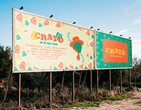 Visual Identity for Crato's Festival