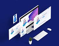 Jobs Fair UI/UX design