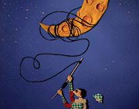 Moon Fishing-StopMotion