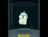 Futurama - Anymotion Loop Morph - WINNER