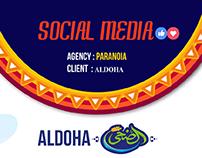 paranoia (Social media 1) - ALDOHA